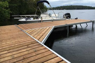 Flush Top docks